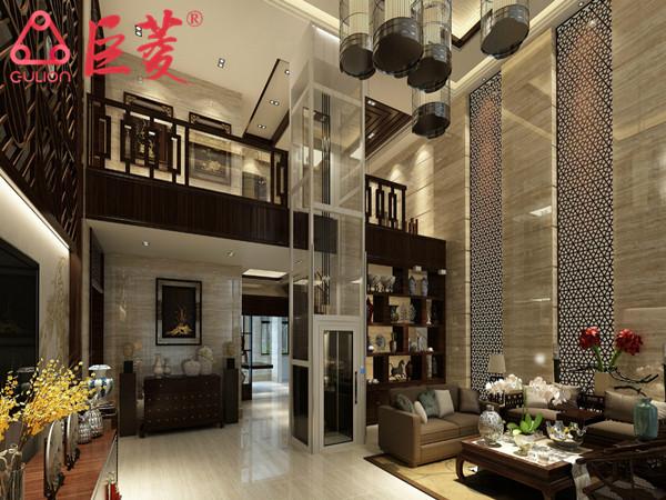 在上海安装别墅电梯增加或减掉一层价格是怎样核算的?