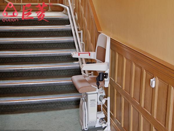 巨菱Gulion智能安全楼道座椅电梯特点和优势